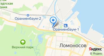 Нотариус Москаль Е. Ф. на карте