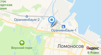 Инспекция государственного портового контроля на карте