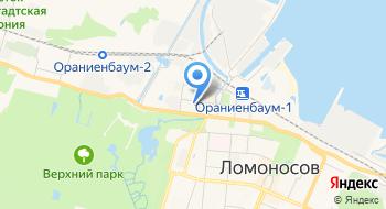 Петербурггаз управление № 2 на карте