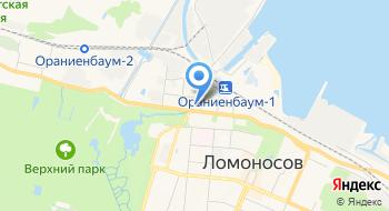 Ломкор на карте