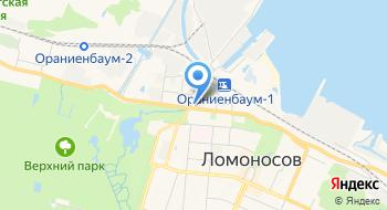 Вака на карте