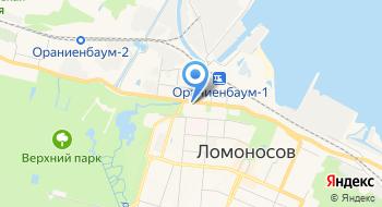 Судебный участок № 115 города Санкт-Петербурга на карте