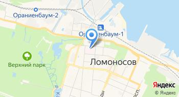Ломоносовская межрайонная больница им. И.Н. Юдченко Терапевтическое отделение на карте