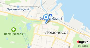 ТСЖ Еленинское на карте