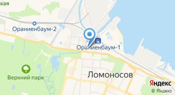 Паб-бар Камелот на карте