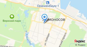 Редакция газеты Ломоносовский районный вестник на карте