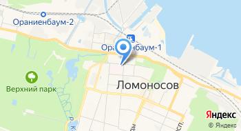 ГБУЗ Ленинградской области Ломоносовская межрайонная больница на карте