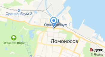 ОГИБДД Омвд России по Ломоносовскому району на карте