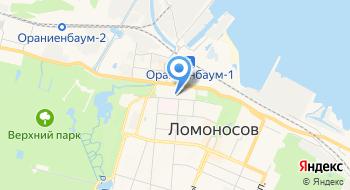Ломоносовская местная общественная организация Ветеранов войны труда вооруженных сил и правоохранительных органов на карте