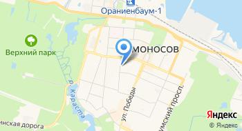 Администрация Ломоносовского муниципального района Комитет по управлению муниципальным имуществом на карте