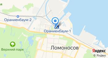 ТРК Меншиков Холл на карте