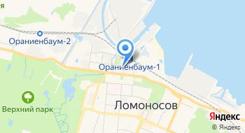 НеваКомфортСтрой на карте