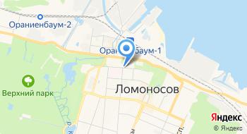 Монолит + на карте