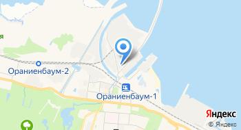 Петроштамп на карте