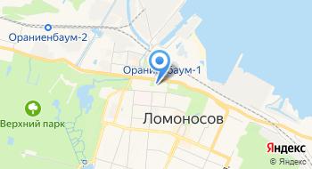 СПб-Втор на карте