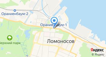 Кафе Клюква на карте