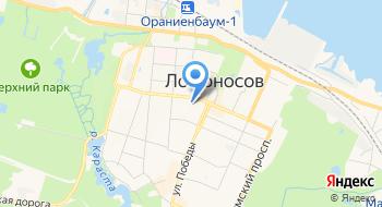 Отдел вселения и регистрационного учета граждан по Санкт-Петербургу на карте