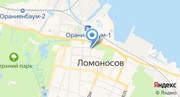 Краеведческий музей города Ломоносова на карте