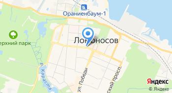 Sotex на карте