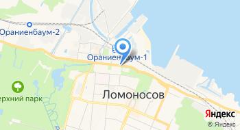Территориальный орган Федеральной службы государственной статистики по г.Санкт-Петербургу и Ленинградской области на карте