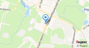 СПб ГБ КДУ Ломоносовский ГДК на карте