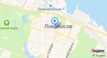 ГБУЗ Ленинградская областная Ломоносовская межрайонная больница Районная поликлиника на карте