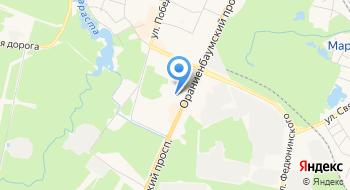 Государственное бюджетное учреждение дополнительного образования центр психолого-педагогической, медицинской и социальной помощи Петродворцового района Санкт-Петербурга Доверие на карте
