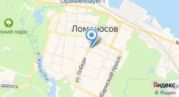 Детская школа искусств им. И.Ф. Стравинского, филиал на карте