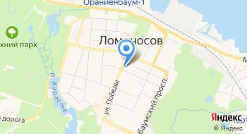 Многофункциональный центр предоставления государственных услуг (СПб ГУ МФЦ) на карте