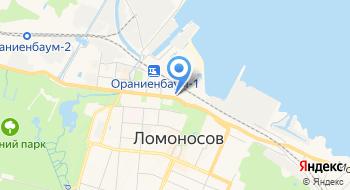 Ортии Родителей детей инвалидов и инвалидов Петродворцового района на карте
