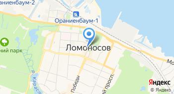Косметолог Олеся Ильина на карте