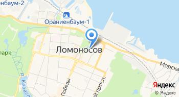 Ленинградское общество охотников и рыболовов на карте