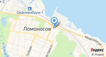 Тобол на карте
