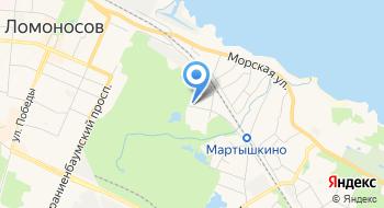 ТСЖ Радужное на карте