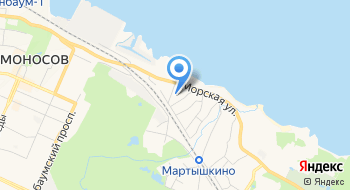 MotoLomonosov на карте