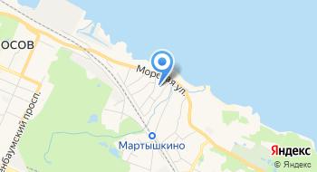 Компания Ливиз на карте