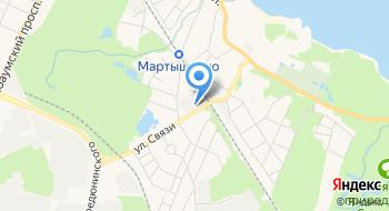 Производственная компания Крафт на карте