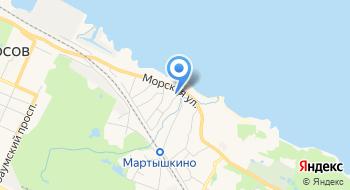 Кафе Цветов Прованс на карте