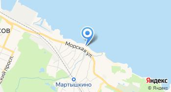 Спасательная станция №30 на карте