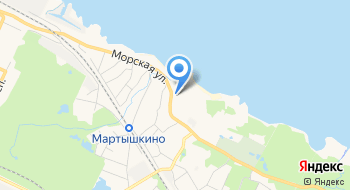 Мастерская Матрёшка на карте