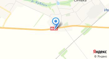Ресторан-музей Украинское село на карте