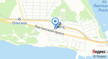 Триф на карте