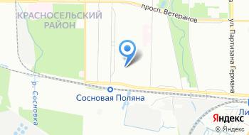Прокуратура Красносельского района на карте