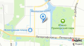 Потенциал на карте
