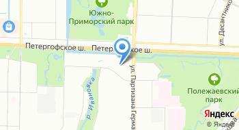 Территориальная избирательная комиссия №6 на карте
