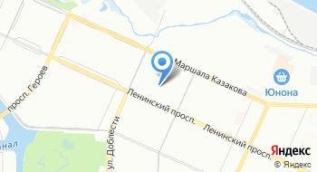 Detkispb.ru на карте