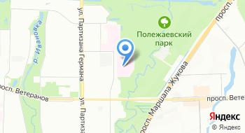 СПб ГБУЗ Детская городская больница № 1 на карте