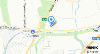 Автотехмед-контроль на карте