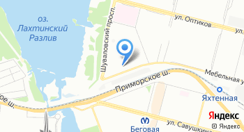 Белорусский Гастроном на карте