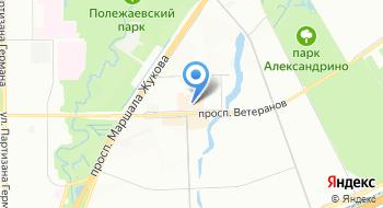 Букмекерская контора Зенит на карте